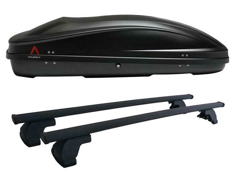 barres pacific coffre de toit spark 400 g3 peugeot 206 plus 3 5 portes de 2009 auto. Black Bedroom Furniture Sets. Home Design Ideas