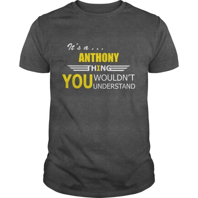 A Anthony It8217; T Shirt Legend Nieuweanthony Lister S uZTXOkiP