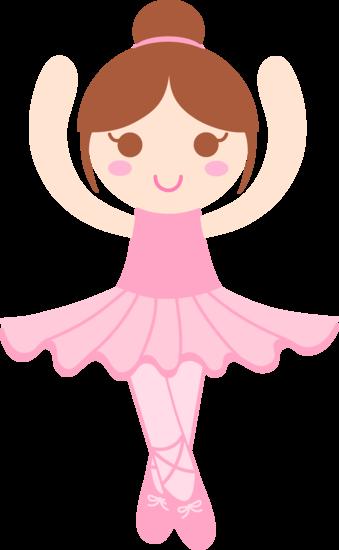 Cute Ballerina Clip Art   Ballerina painting, Ballet ...