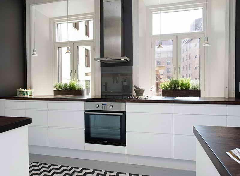 Cuisine ringhult blanc ikea cik cuisine pinterest - Meuble cuisine blanc ikea ...