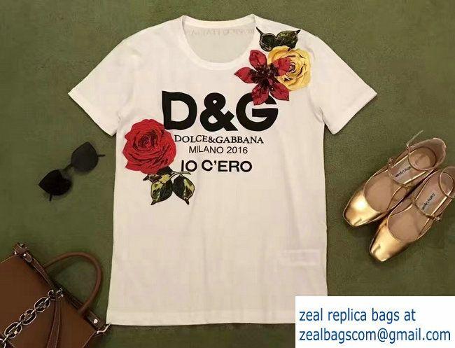 dolce and gabbana t shirt 2017