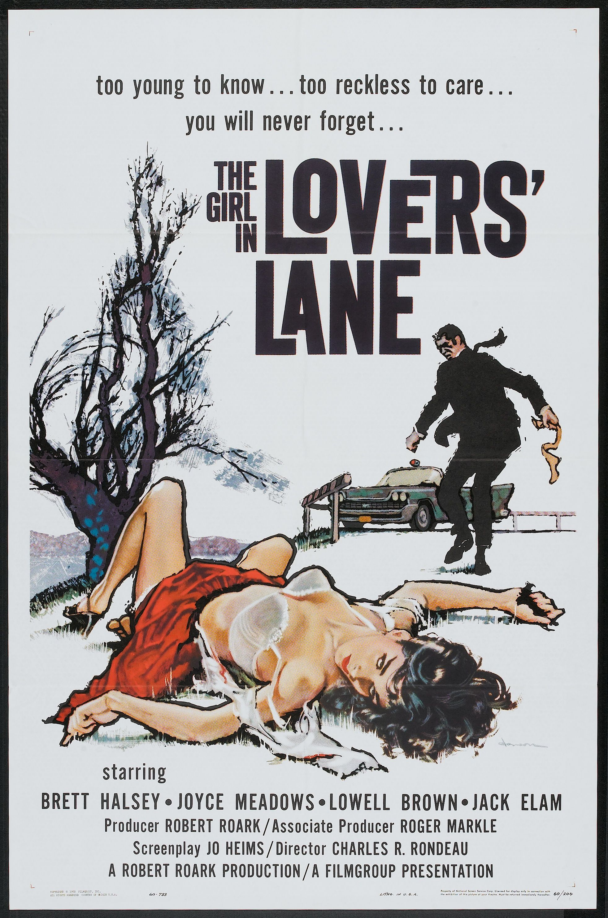 Download The Girl in Lovers Lane Full-Movie Free