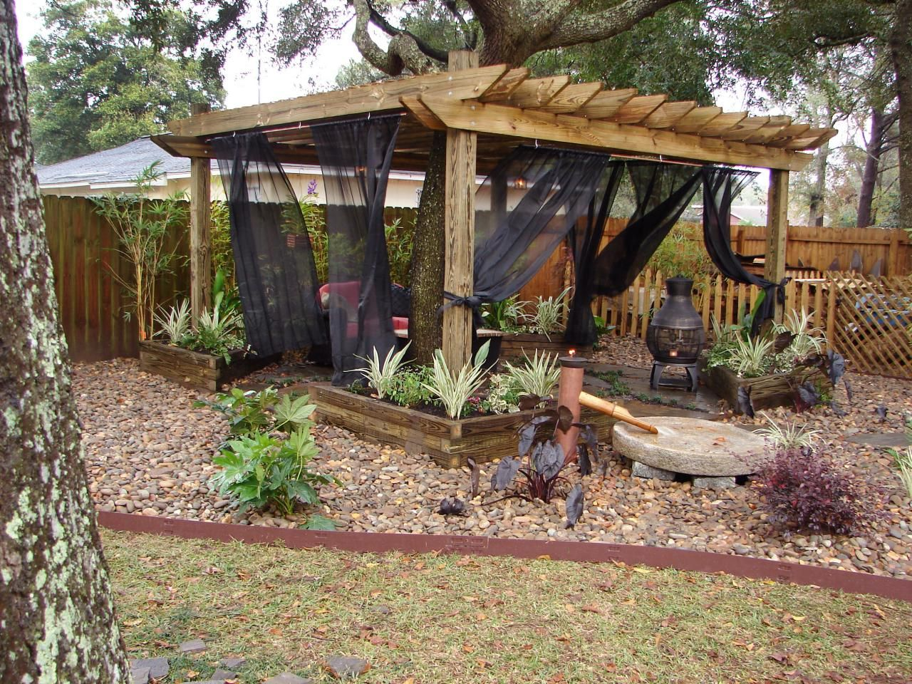 most awesome backyard hideaways lawn care landscape designs and