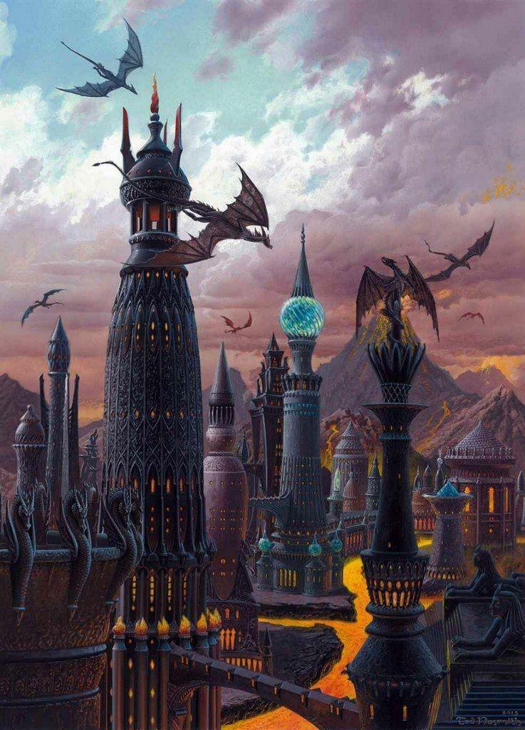 Los Fuegos De Las Catorce Llamas Recorriendo Valyria The World Of