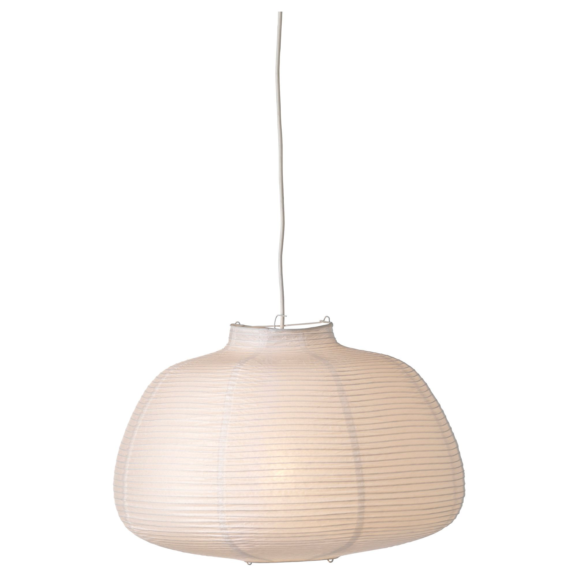 "V""TE Abat jour suspension 46 cm IKEA 4 99€"