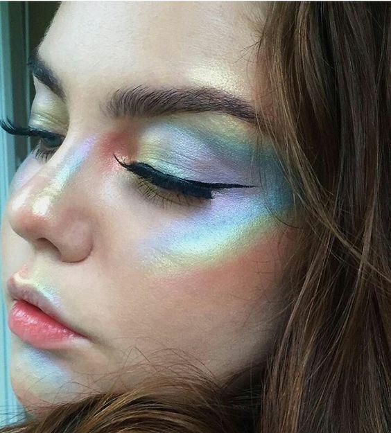 Diese Trends #make up Pinterest, die Sie machen wollen, um sich zu schminken
