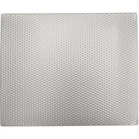 Range Kleen Heat Resistant Counter Mat Silver Wave Walmart Com Counter Heat Resistant Mats