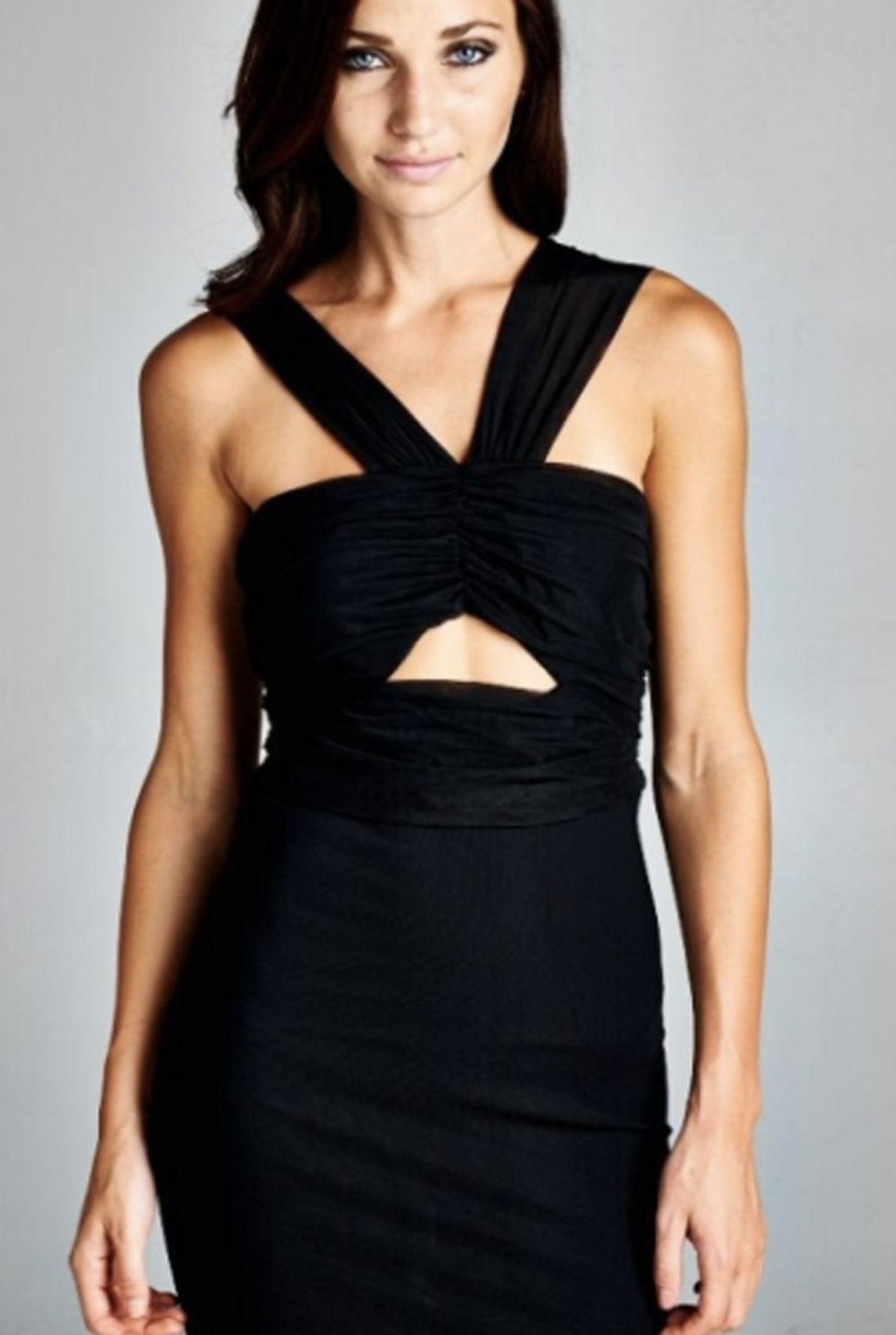 Dynamite nightu dress black products pinterest dress black