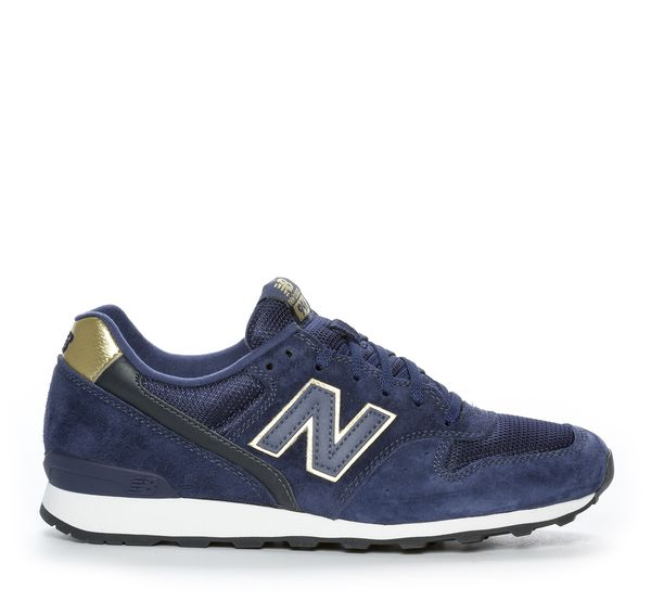 new balance marinblå