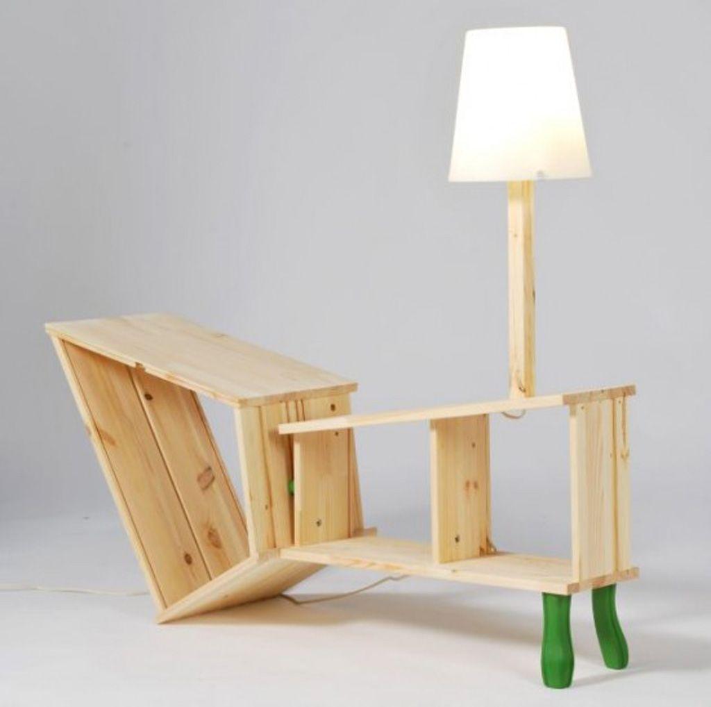 Furniture Creative Wooden Ideas HeimDecor