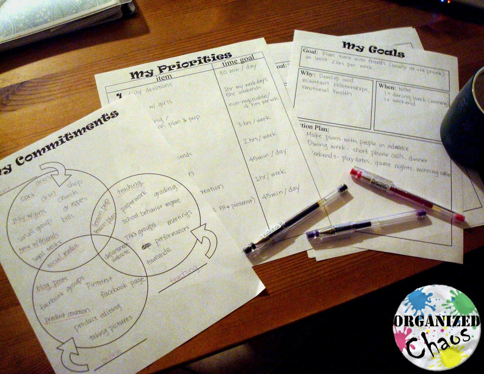 Mommy Monday 5 Tips For Setting Meaningful Goals In