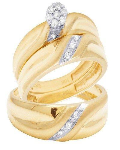 Trio Wedding Ring Sets Jared Wedding Ring Trio Sets Trio Wedding Sets Wedding Ring Sets
