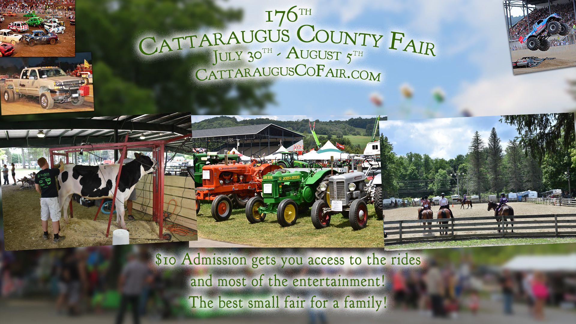 2018 cattaraugus county fair cattaraugus county county