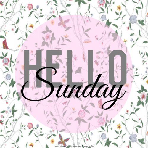 Good Morning Sunday Bbc : Hello sunday good morning gifs