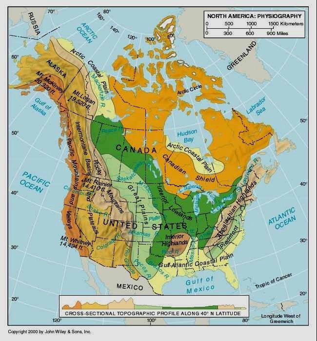 North america human geography world regional geography 105 cold north america human geography world regional geography 105 sciox Choice Image