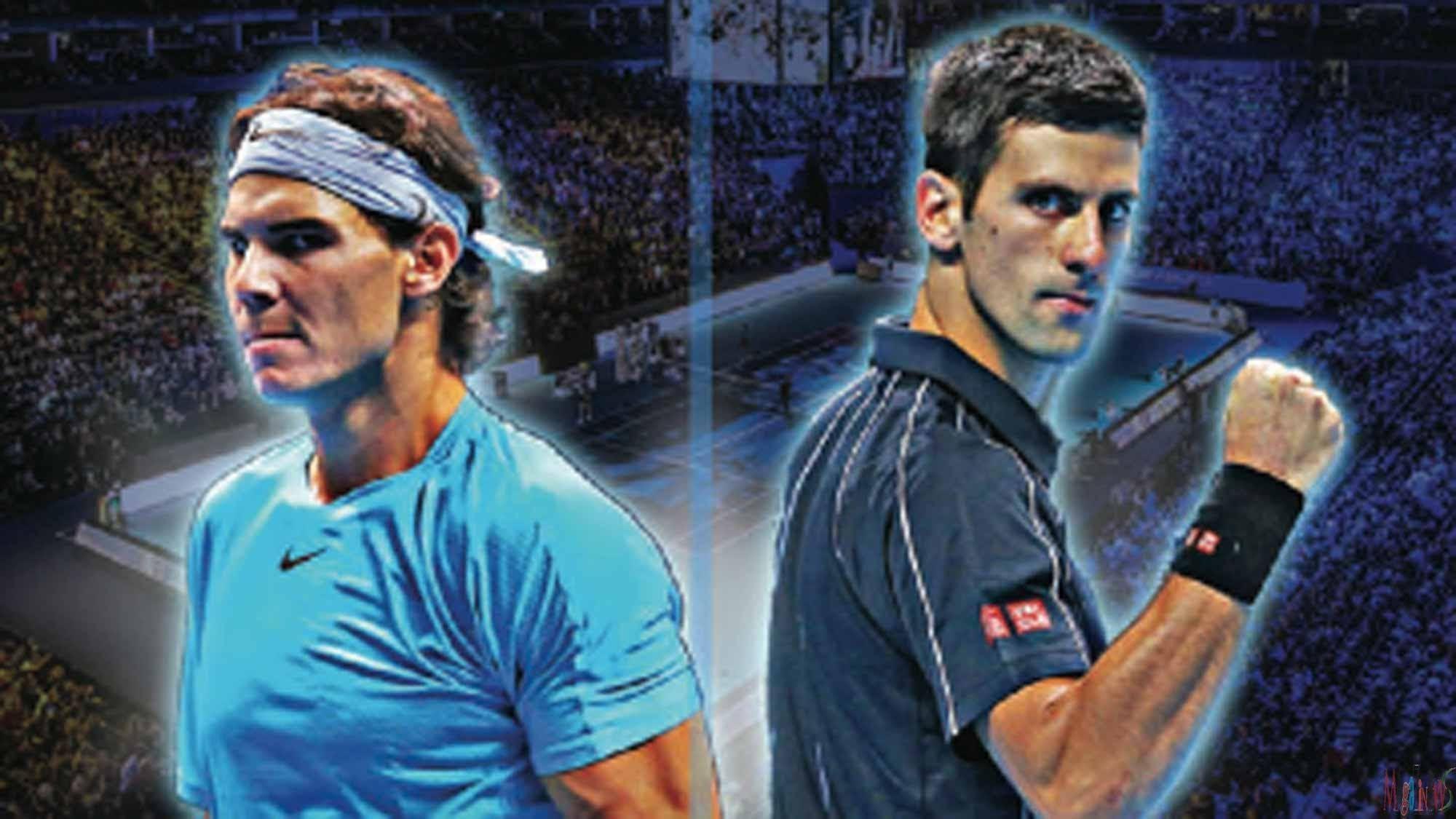 Nadal Vs Djokovic The Endless Battle Hd Novak Djokovic Finals Rafael Nadal