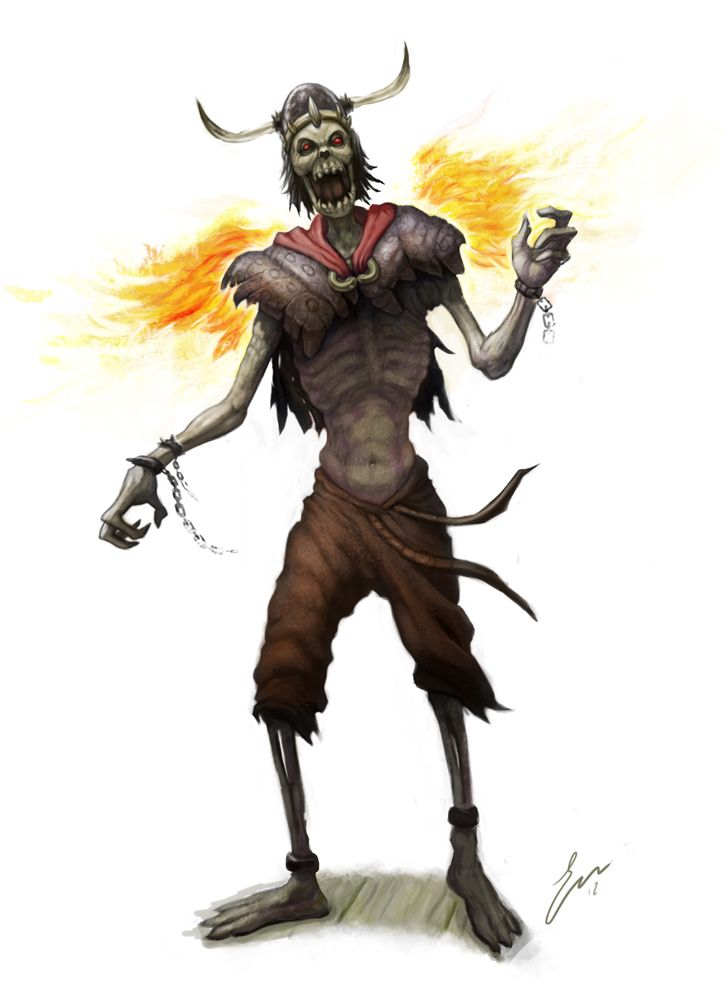Zombie | Alternate DIY Pathfinder Pawn Art | Art, Sketches