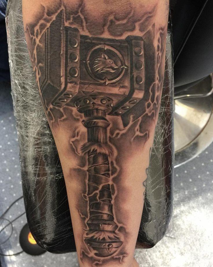 Bullet Bg Wikinger Tattoos Nordische Tattoos 3