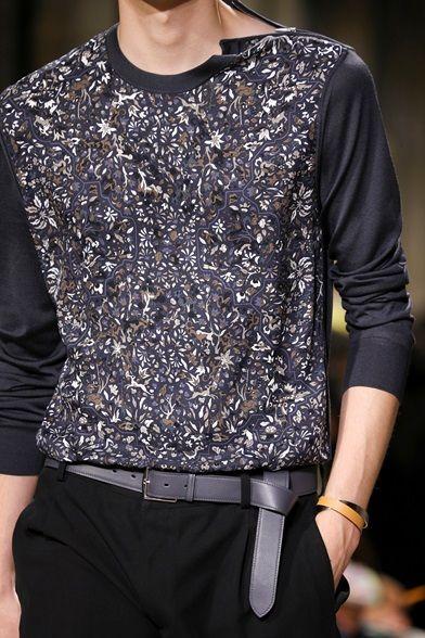 Sfilata Hermès Milano Moda Uomo Primavera Estate 2015 - Vogue
