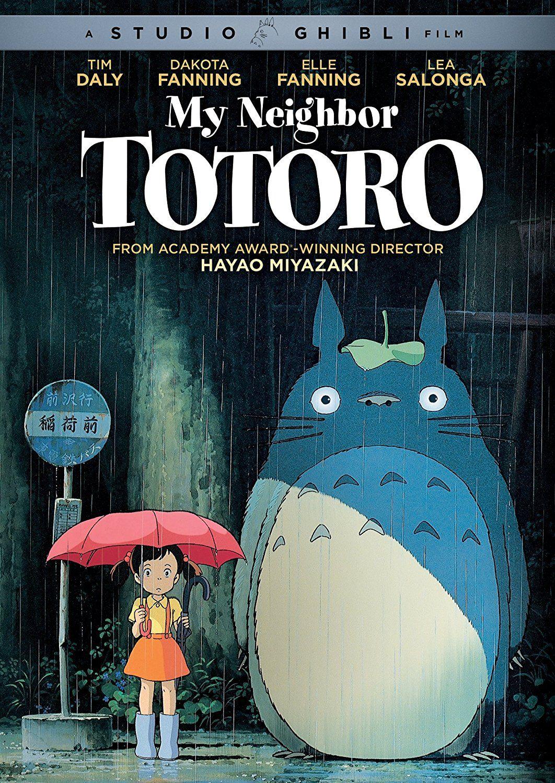 My neighbor Totoro 1988 (Hayao Miyazaki) My neighbor