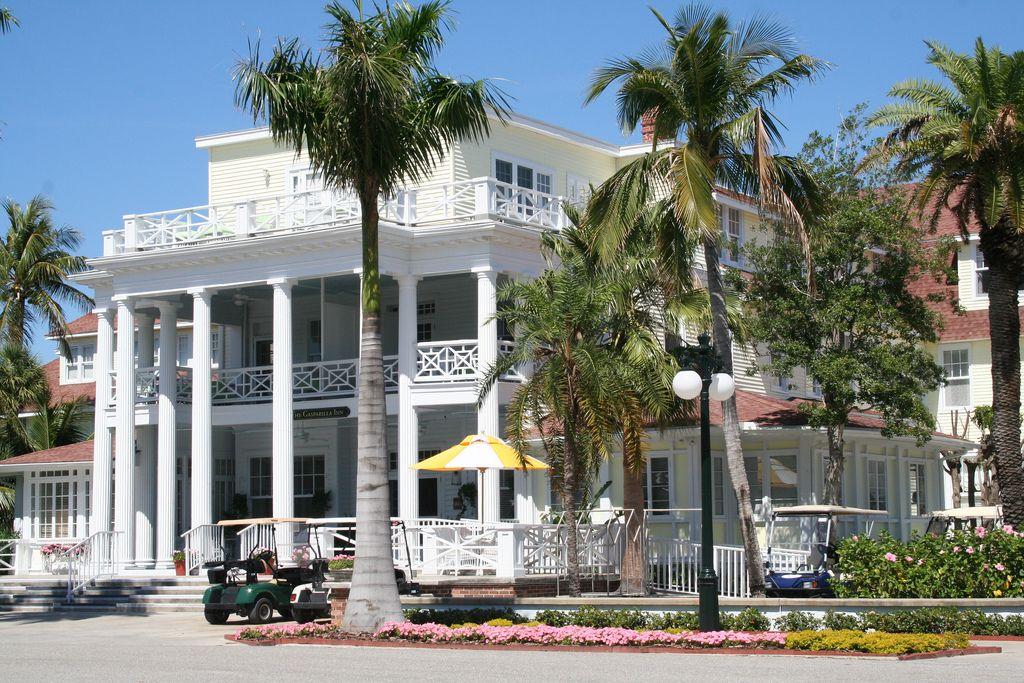 Gasparilla inn places in florida florida living winter