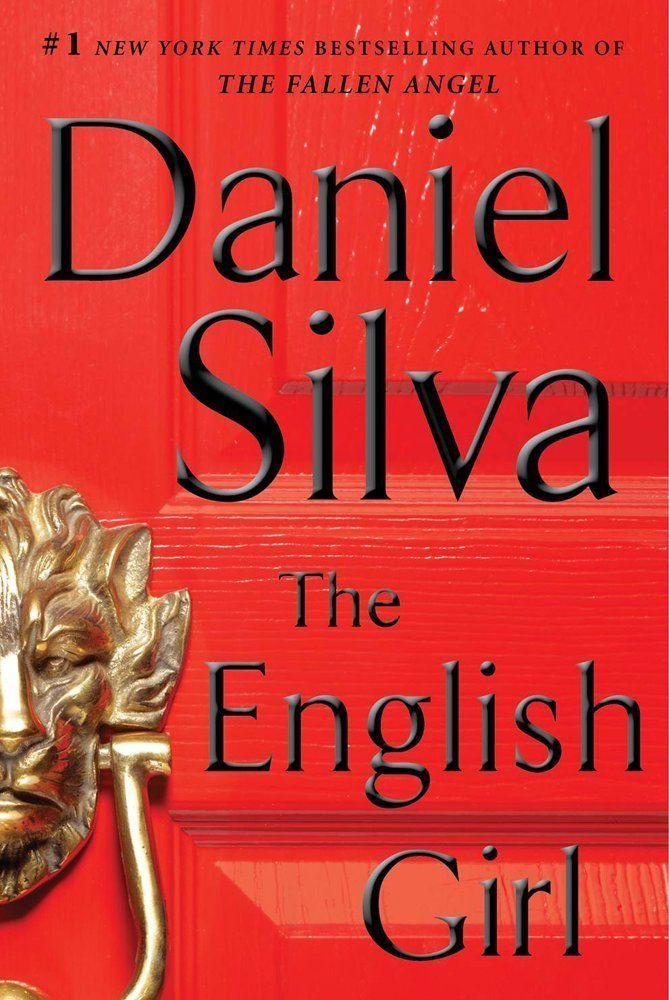 The English Girl by Daniel Silva 9 best mystery novel for