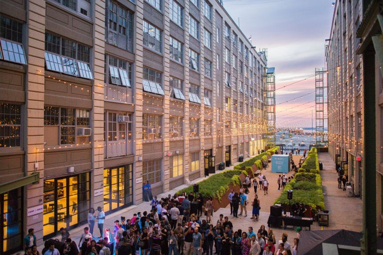 Equipment Rental Company Ditching Manhattan For Industry City City Design Festival Design Nyc Design
