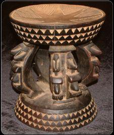 Dogon Stool - African Art. Art Experience:NYC http://www.artexperiencenyc.com/social_login