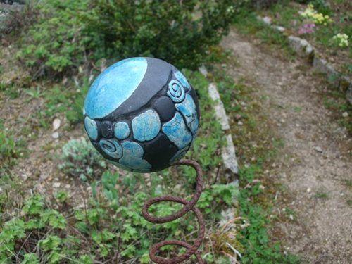 Terra terre c ramique raku c ramique objets ext rieur for Ceramique exterieur