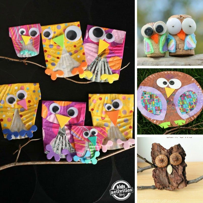10 absolutely wonderful owl crafts for preschoolers to make at home easy owl crafts for toddlers solutioingenieria Gallery