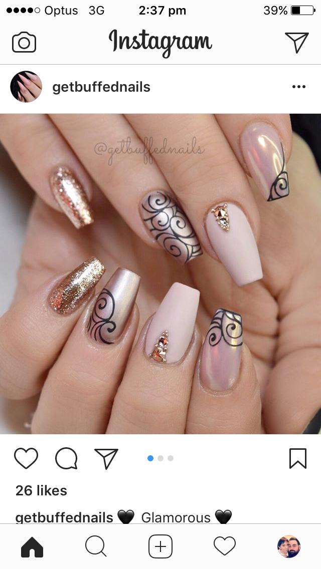 Pin de Pastora Mendoza en opi | Pinterest | Diseños de uñas, Arte de ...