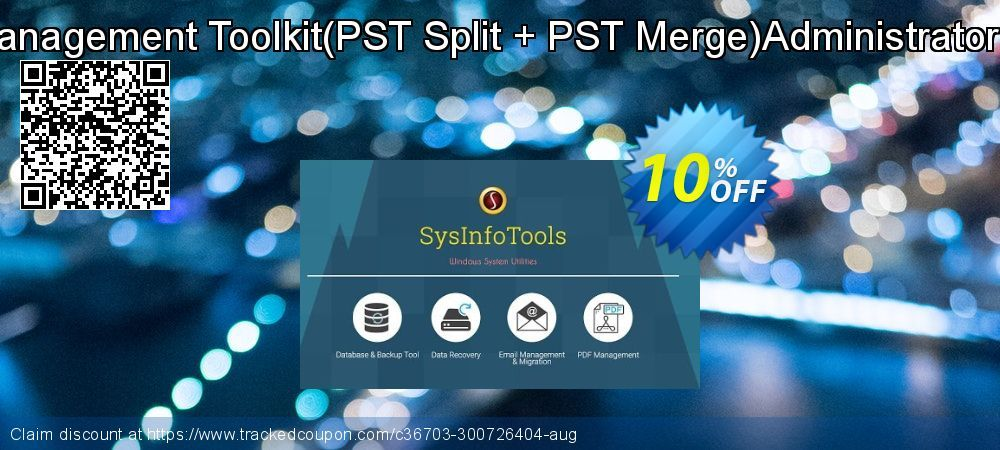 10 Off Email Management Toolkit Pst Split Pst Merge
