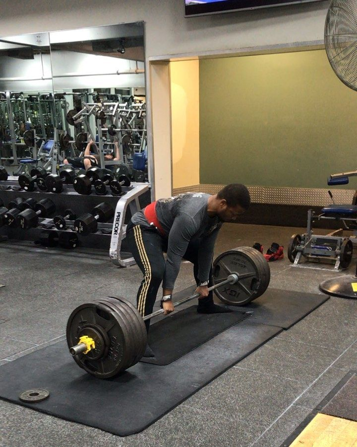 9/17/19  Sumo Deadlifts 525 6x 460 2x6 Conventional deadlift  530 1x 460 2x4 27 reps all together  #...