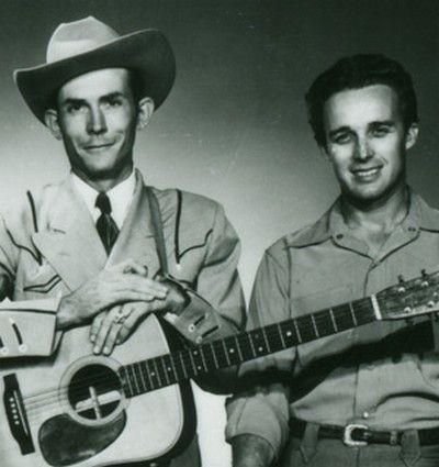 Don Helms & Hank Williams