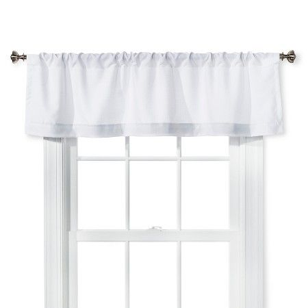 Room Essentials Chesapeake Valance Target