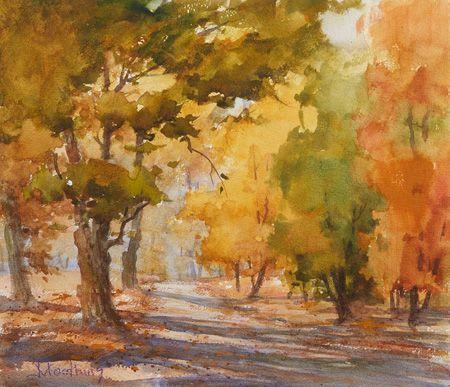 watercolor landscapes - Google Search | Watercolour Landscapes ...