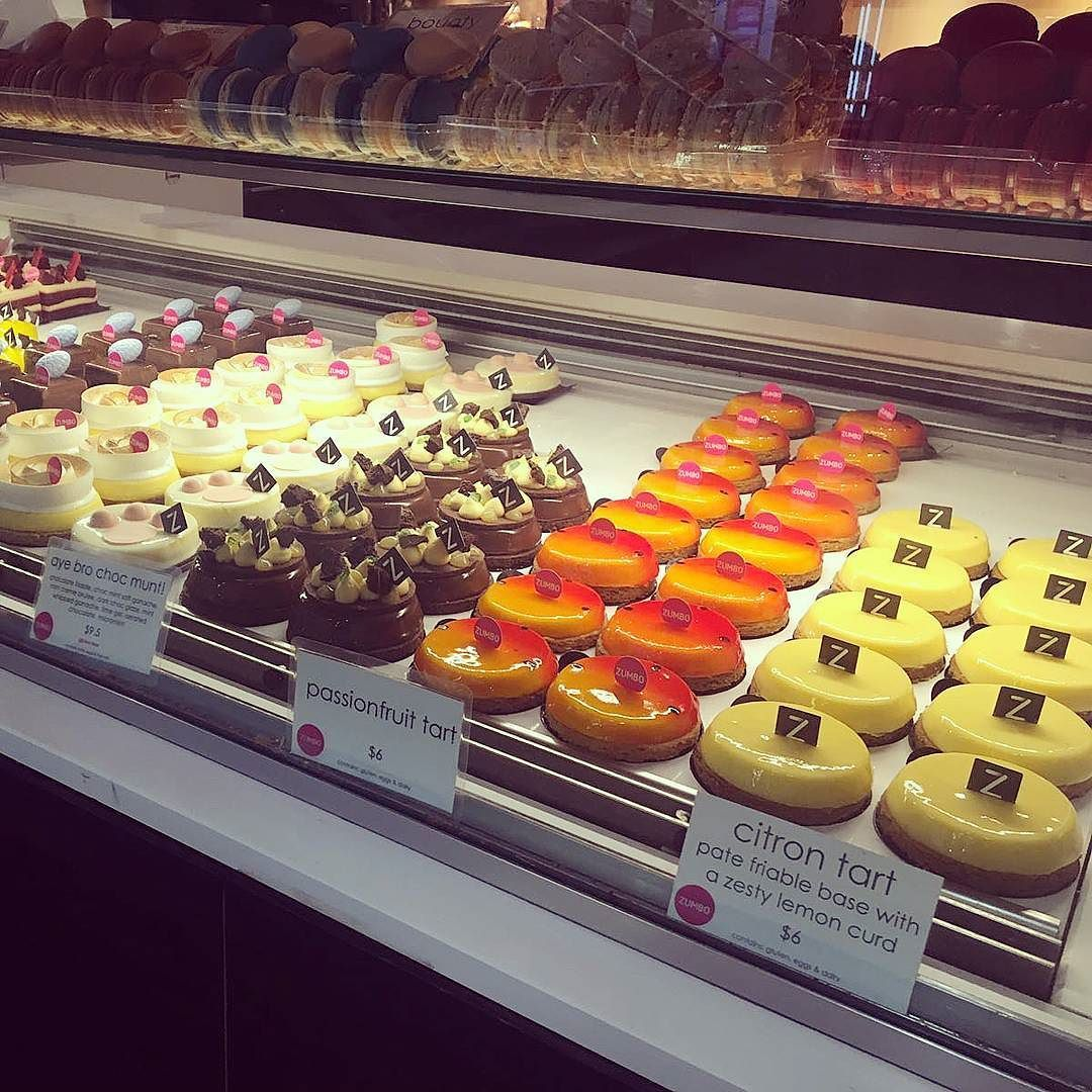 Chatswood pastry cabinet looking Check it out on the ground floor ...