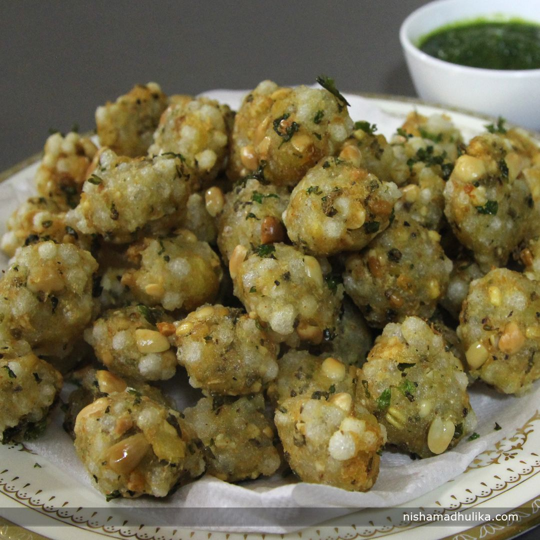 Sabudana moong nuggets are tasty snack eveyone will savor recipe food forumfinder Choice Image