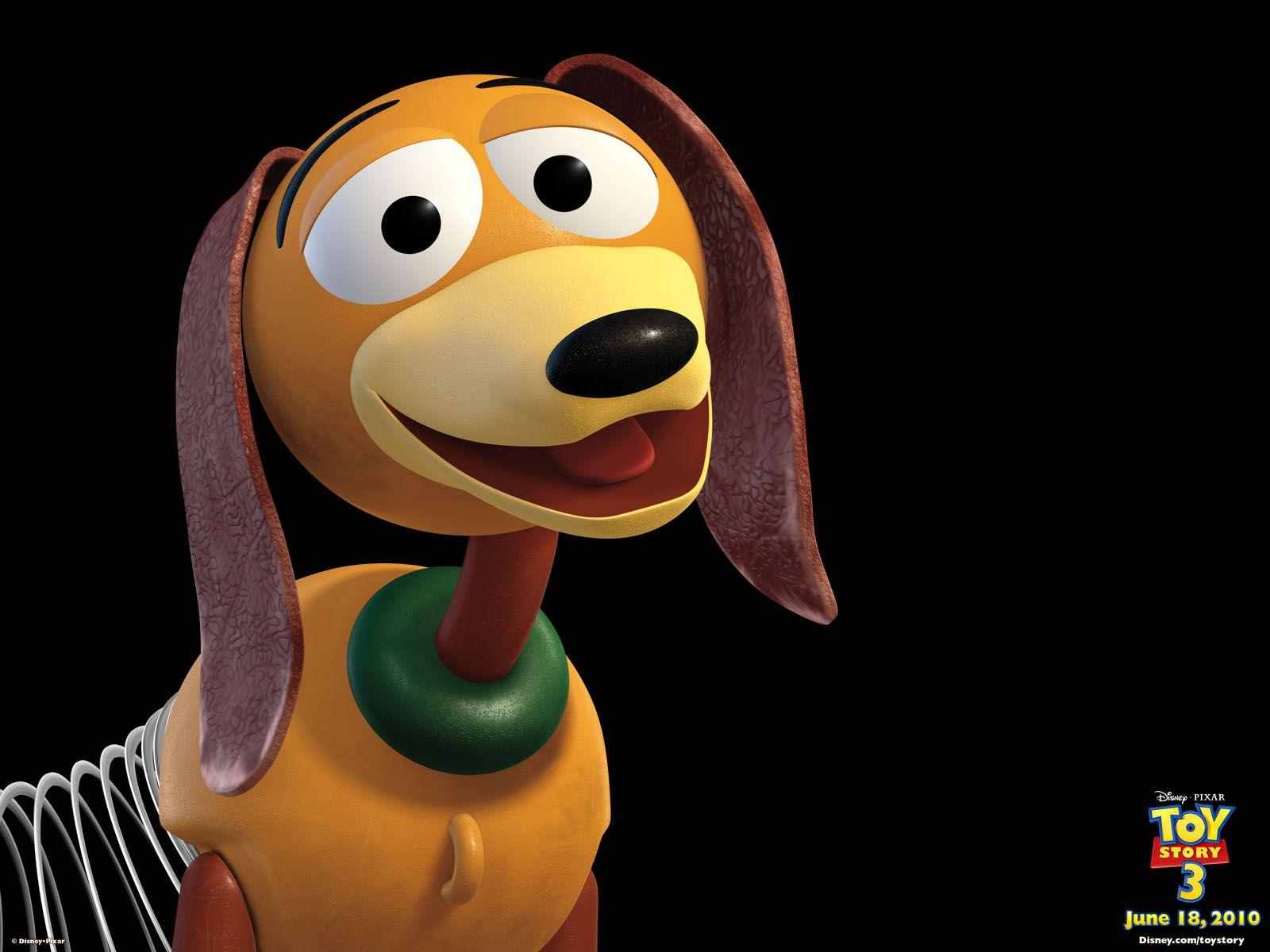 Slinky Dog Toy Story Toy Story Slinky Toy Story 3