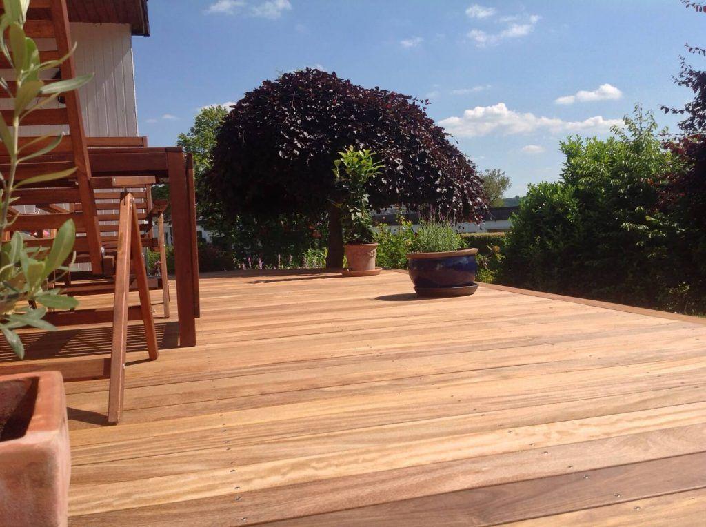 Erfahrungen Mit Cumaru Terrassendielen Von Betterwood Terrassendielen Terrasse Holz Terrasse