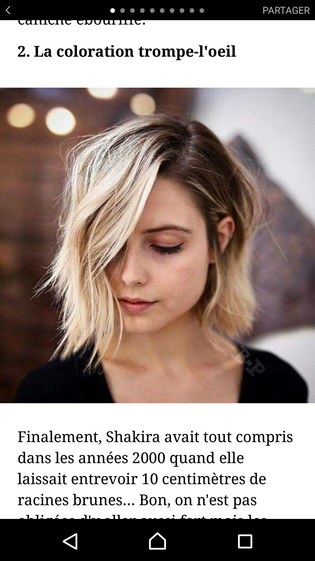 Pin By Caroline Mauron Mueller On Coiffure Pinterest Haircut Styles