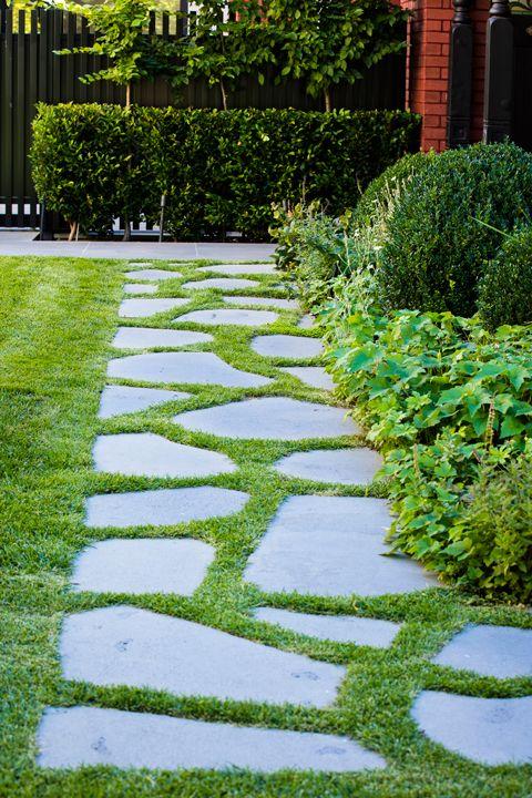 Bayside Project Front Yard Garden Design Outdoor Gardens Landscaping Garden Design