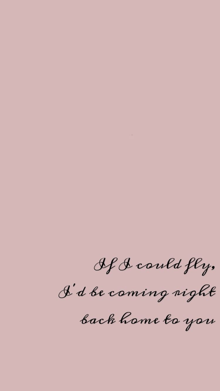 Wallpaper One Direction If I Could Fly Iphone Lyrics Selfmade One Direction Wallpaper One Direction Lyrics One Direction Wallpaper Iphone