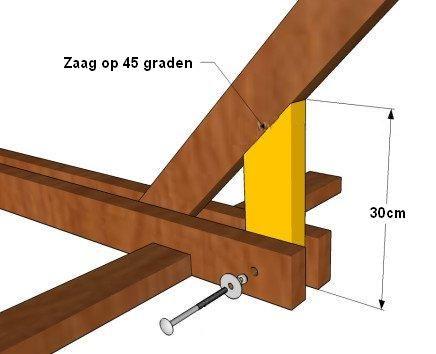 Afbeeldingsresultaat Voor Hangmatstoel Steun Zelf Maken Hangmat Hangmatstandaard Houtbewerkingsplannen