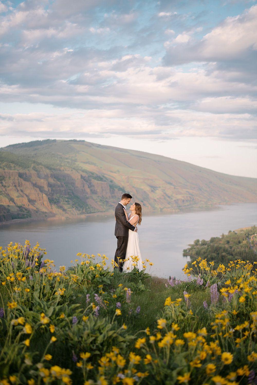 Wildflower Elopement Wedding Venues Oregon Wedding Venues Scotland