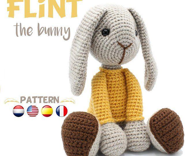Patrón crochet Oveja - LISA la oveja - Amigurumi pdf tutorial ... | 540x680