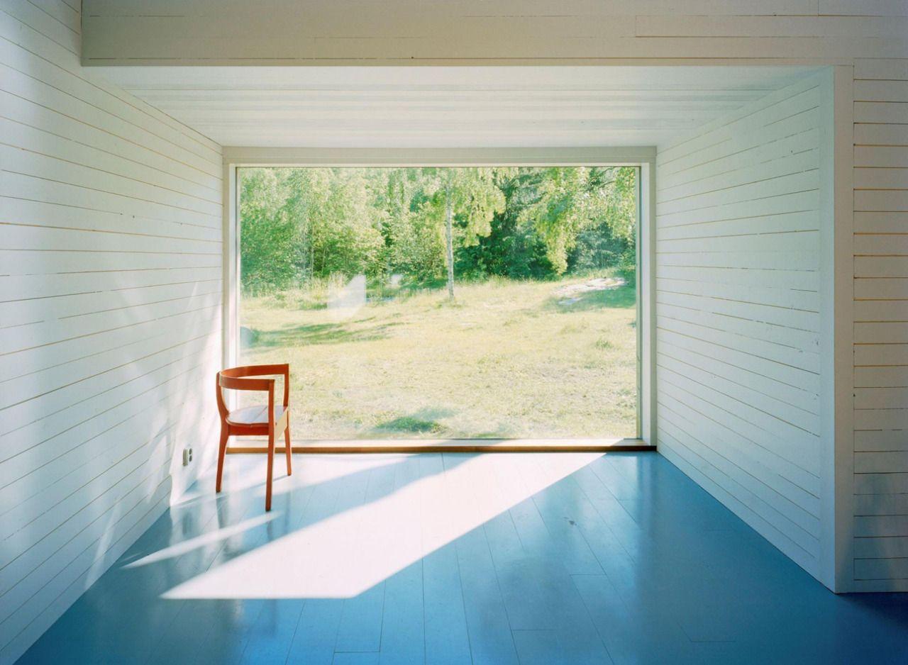 Tham u videgård arkitekter söderöra summer home stockholm