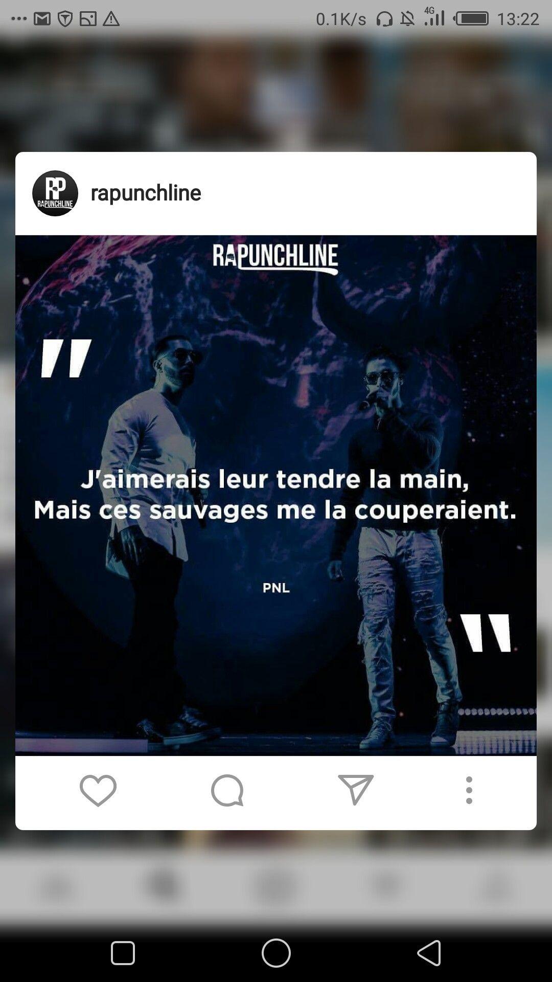 Pnl A L Ammoniaque Citations De Rap Citations Rappeur Citation