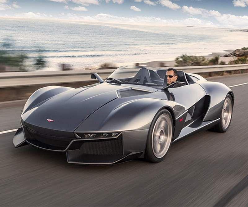 Rezvani Beast Carbon Fiber Supercar Concept Cars Super Cars