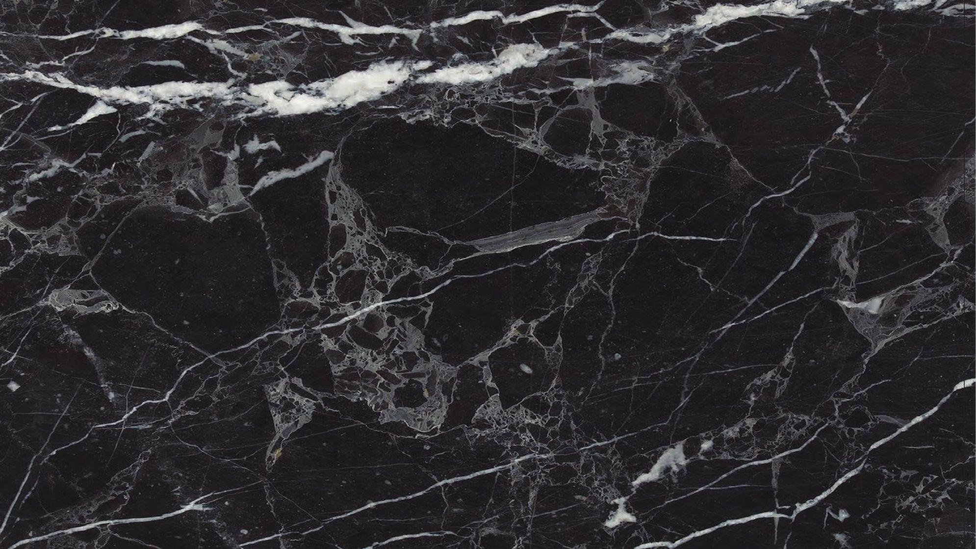 Aesthetic Black Marble Wallpaper Hd